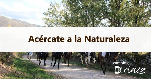Promoción Acércate a la Naturaleza